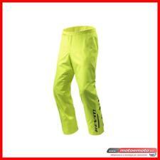 Rev'it Pantalone Impermeabile Acid Giallo Fluo Antipioggia traspirante revit