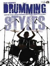Tambour tuteur la percussion Livre & CD Drumming styles LEDERMAN
