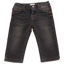 3830V jeans bimbo DOLCE & GABBANA WITHOUT LABEL black trouser boy kid
