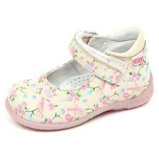 E6942 ballerina bimba beige KICKERS BIRBA scarpe vintage effect shoe baby girl
