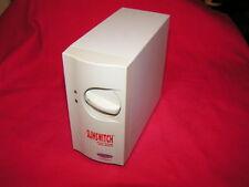 Belkin F1B024-V 2-Port Slim Switch Used Working 2-1 1-2