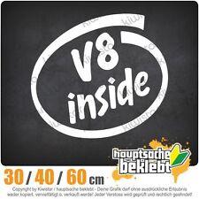 Inside v8 chf0338 in 3 dimensioni JDM lunotto adesivo