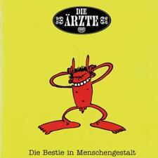 Die Ärzte - Die Bestie In Menschengestalt (2007) CD   NEU&OVP
