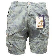 5931S bermuda uomo X-FEEL ACTIVE verde pantalone short pant men