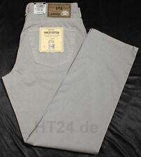 JOKER Harlem WALKER 3510-0825 basalt grau Fein-Gabardine leicht Stretch Jeans
