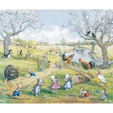 Springtime on the Farm - Molly Brett Print