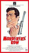 Murderer's Row [VHS]