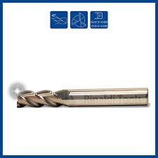 VHM-ALU-SCHAFTFRÄSER / Z = 3   3/4/5/6/8/10/12/16/20mm (Standardlänge)