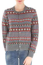 Comme Des Garçons Cardigan jacquard, Jacquard sweaters