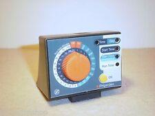 REPLACEMENT STICKER for water timer / irrigation programmer GARDENA T 1030 D