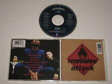 MASSIVE ATTACK/BLUE LINES (VIRGIN 7 86228 2 6) CD ALBUM