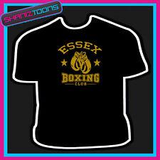 Essex Boxing Club Guantes Boxer Gimnasio Camiseta