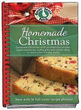 Homemade Christmas Cookbook With Photos