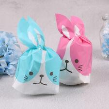 50pcs Rabbit Goodies Bag Door Gift, Cookies Packaging Party Doorgift HU