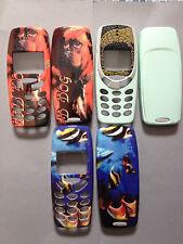 Téléphone mobile fascia/logement/housse pour NOKIA 3310 3330 - 3 animaux designs