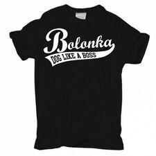 T-shirt Bolonka zwetna Boss raza criadores perros soporte cachorros Verein pasear Dog
