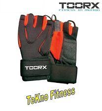Guanti da Palestra Professionali C/Polsino TOORX  Fitness Body Building AHF-036