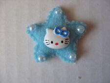 Appliques 35 pcs Hello Kitty Blue Star Padded Felt