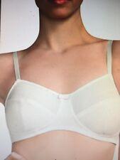 AMOENA LINA WIRE-FREE Mastectomy BRA 0438 Ivory 42B,42D, 40DD NWT