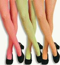Neon Netzstrumpfhose Strumpfhose 70er 80er Kostüm Accessoire 125614513