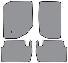 2004-2009 Dodge Durango Cutpile Carpet Logo Floor Mat 4pc