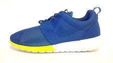 NEW Men's Nike Rosherun Military Blue Turbo Green 511881-400 FREE SHIPPING Run