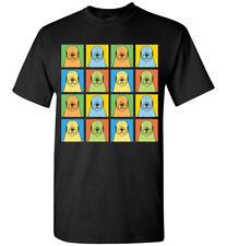 Old English Sheepdog Cartoon Pop T-Shirt, Men Women Youth Tank Short Long Sleeve