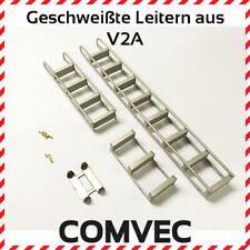 COMVEC FineScale Leiter 1:14,5 V2A geschweißt
