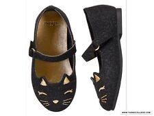 Gymboree Shoes Kitten Cat Sparkle  Flats  Little Girls NWT  SIZE 5,6,7, 8, 9,10