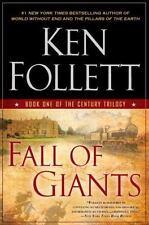 FALL OF GIANTS by Ken Follett FREE SHIPPING century trilogy paperback book 1