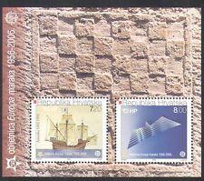 Croatia 2005 Europa/Ship/Sailing/Columbus/Bird/Transport/Animation 2v m/s n35823