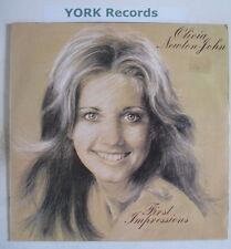OLIVIA NEWTON-JOHN - First Impressions - Ex LP Record