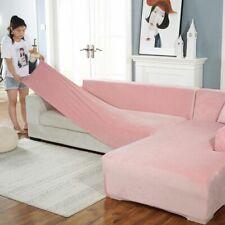 Velvet Sofa Cover Thick Universal Elastic Slip-Resistant Stretch Slipcover