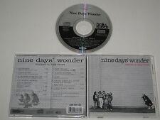 NINE DAYS WONDER/SONNET TO BILLY FROST(BELLAPHON 288 09 121) CD ALBUM