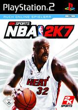NBA 2K7 PS2 Playstation 2