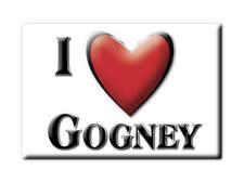 MAGNETS FRANCE - CENTRE SOUVENIR AIMANT I LOVE GOGNEY (MEURTHE ET MOSELLE)