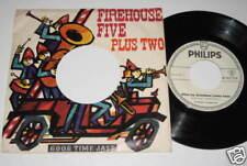 "7""/FIREHOUSE FIVE PLUS TWO/PROMO MUSTERPLATTE"
