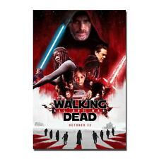 138225 The Walking Dead Season 8 Series Wall Print Poster CA