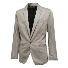 1288N giacca DOLCE & GABBANA giacche uomo jacket coat men beige