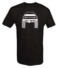 Tshirt -67-72 Chevy Full Size Blazer Lifted Mud Tires Truck -