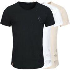 Redbridge by Cipo & Baxx Herren T-Shirt Longshirt Oversize NEU