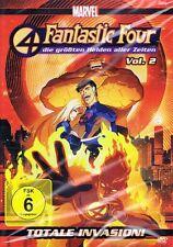 DVD NEU/OVP - Fantastic Four - Vol. 2 - Totale Invasion