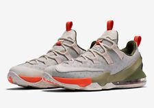Nike Lebron 13 Low Neutral Olive 849783 002 Men Sizes 8-13