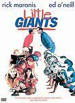 Little Giants (DVD, 2003) Rare Oop