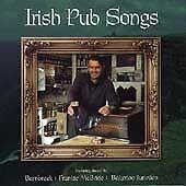 IRISH PUB SONGS CD BAMBRACK FRANKIE MCBRIDE BAKERLOO JU