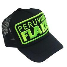 Peruvian Flake Original Trucker hat (Snap Back) choice of colours