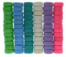 "Andover Flexwrap 1"" Sport Stretch Tape Cohesive Bandage Pre Wrap Vet 72 Rolls"
