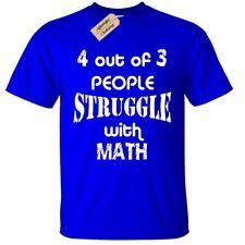 Enfants Garçons Filles 4 sur 3 Personnes Struggle avec Mathématiques
