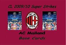Panini Champions League 2009/2010 - Base Cards - AC Milan - AC Mailand