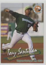 2018 Grandstand Florida State League Top Prospects #Tosa Tony Santillan Card